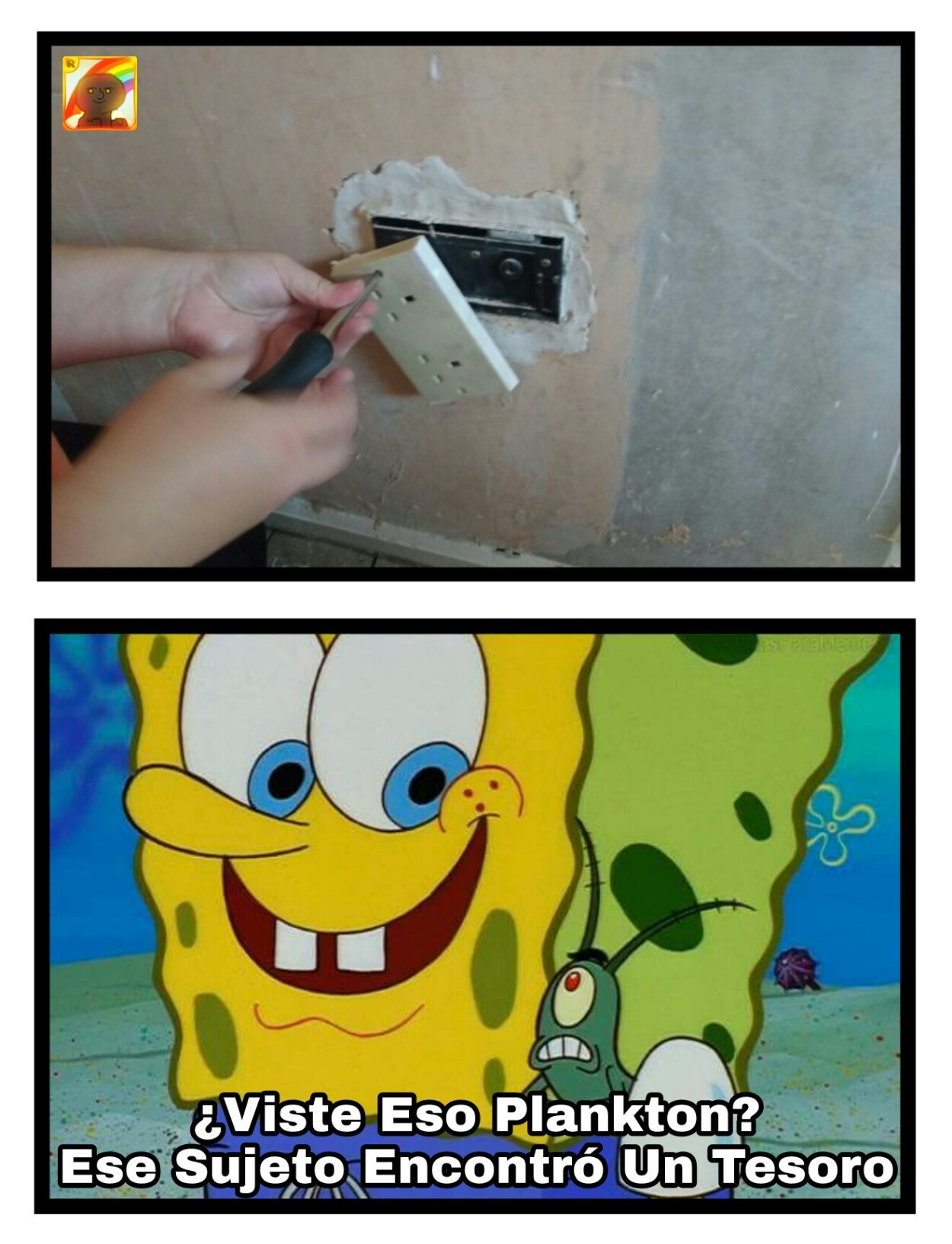 Caja Fuerte - meme