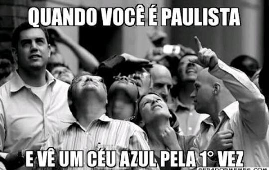 Paulista - meme