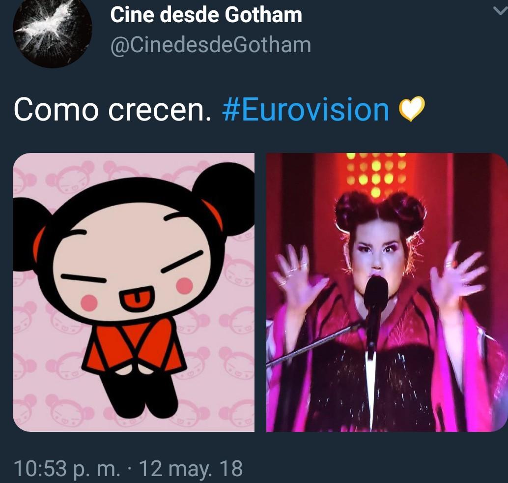 Eurovision 1 - meme