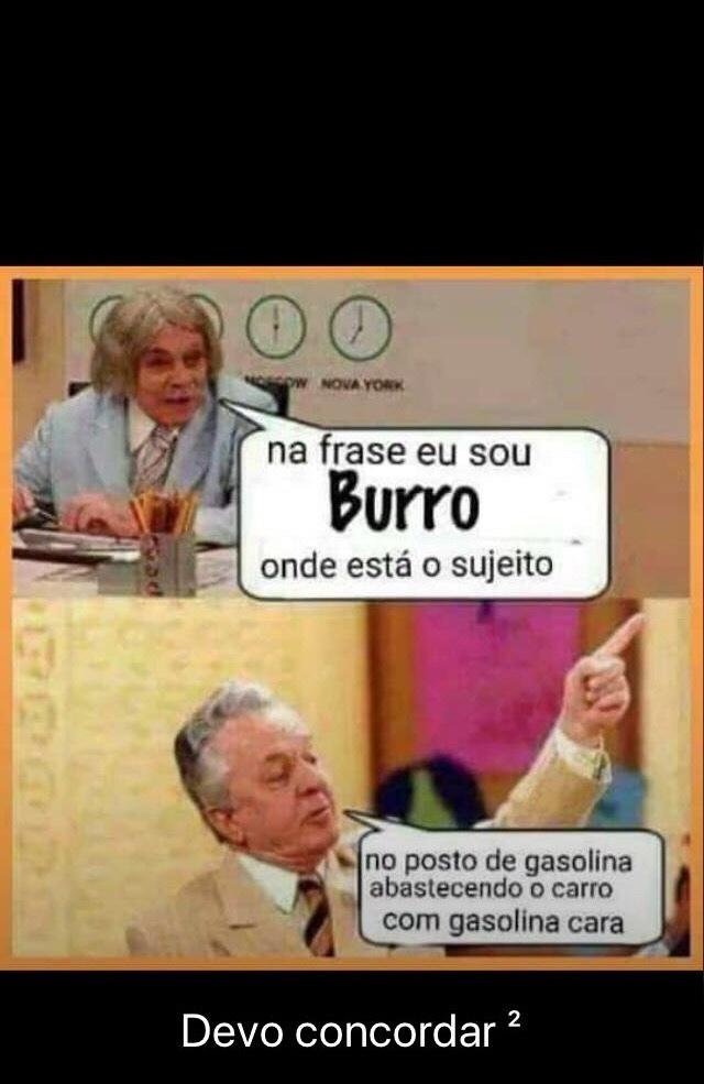 SEM GASOSA - meme