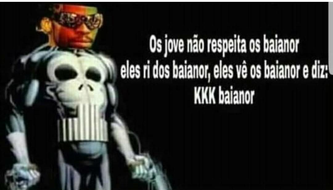 F baianor kkkkk - meme