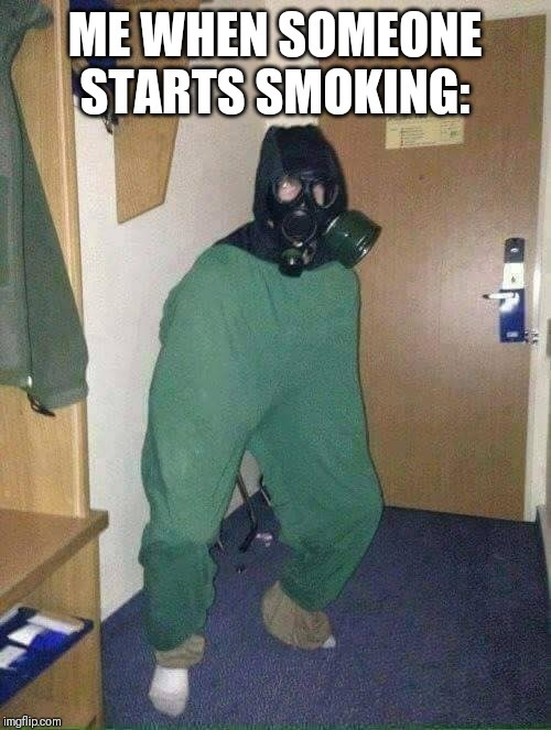 Stop smoking - meme
