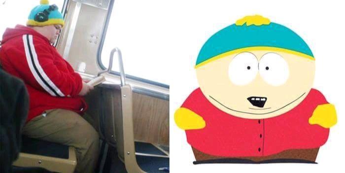 Cartman IRL - meme