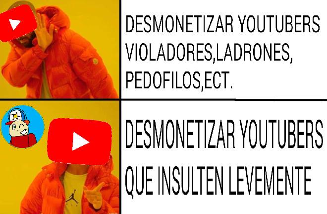 A ver YouTube pero que te pasa - meme