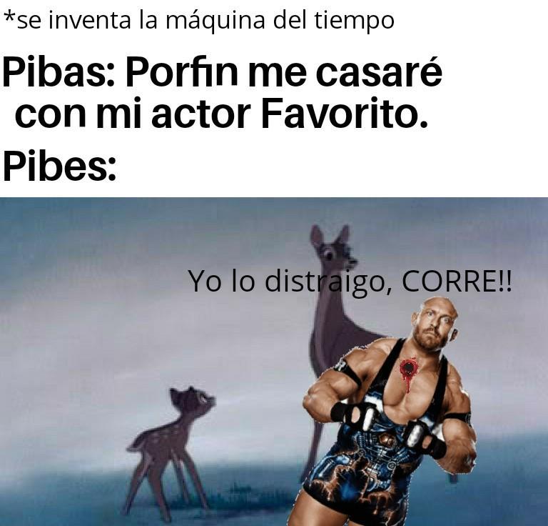 Bambi - meme