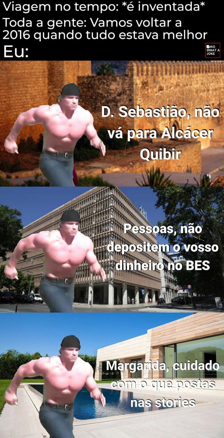 meme português, n entendi, mas ok