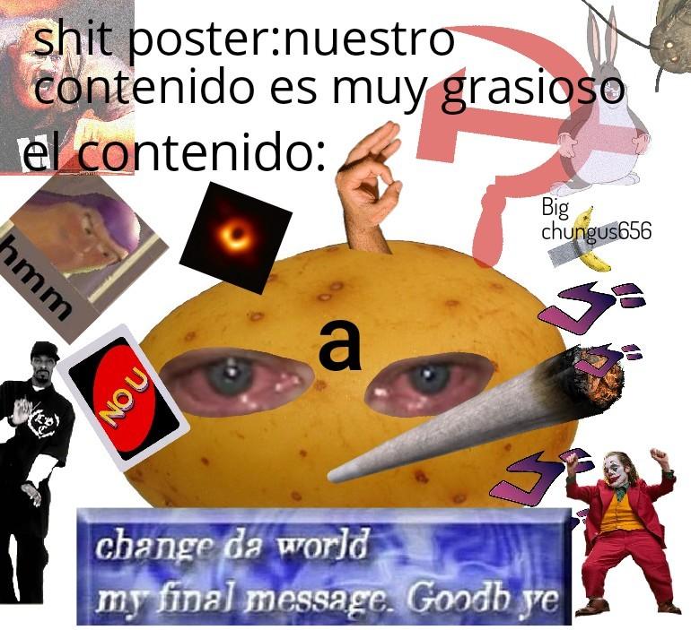 shitposters:a - meme