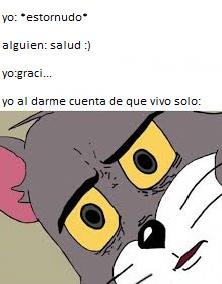 uy miedo :) - meme