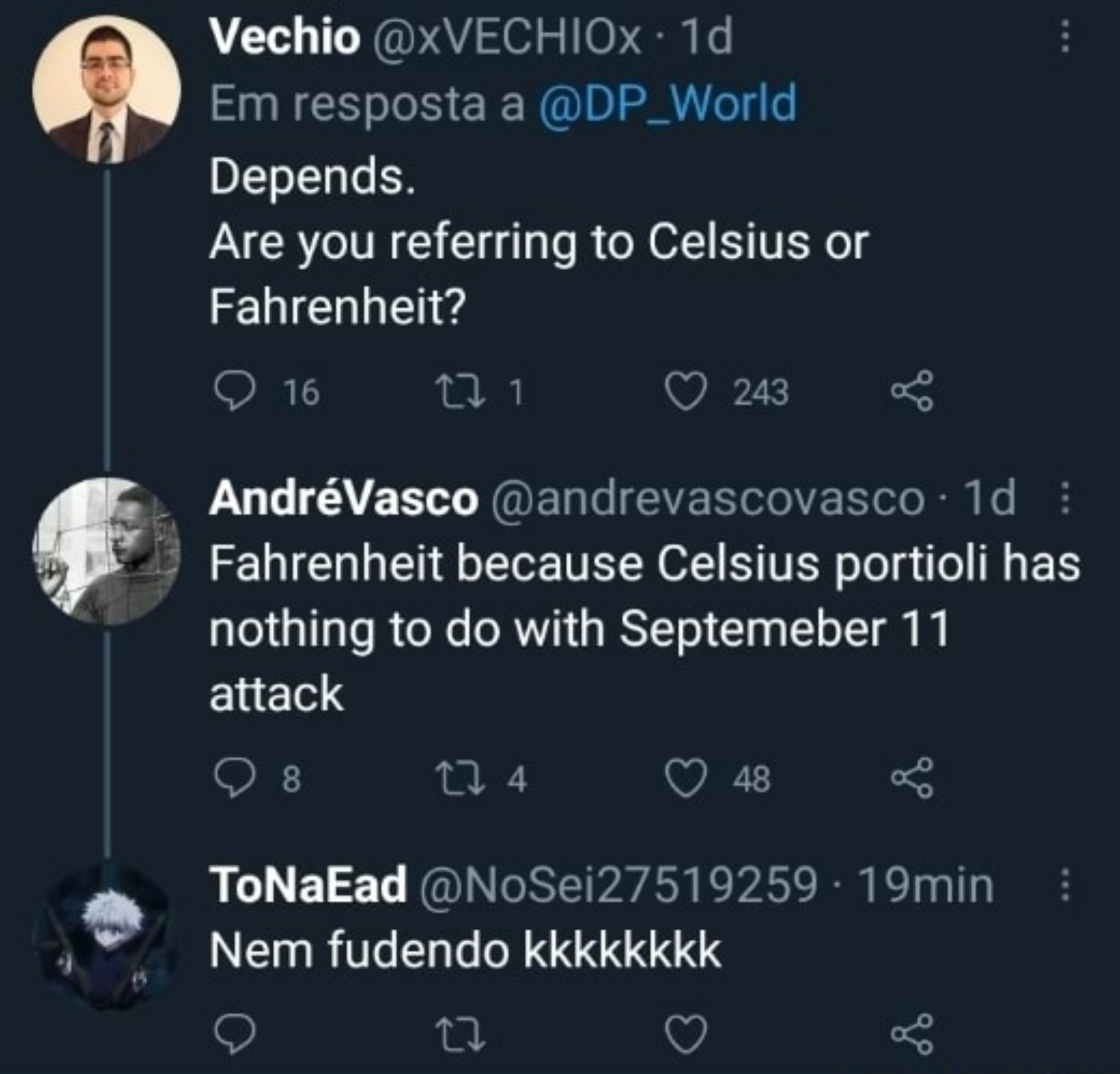 Meme Celso Portiolli.