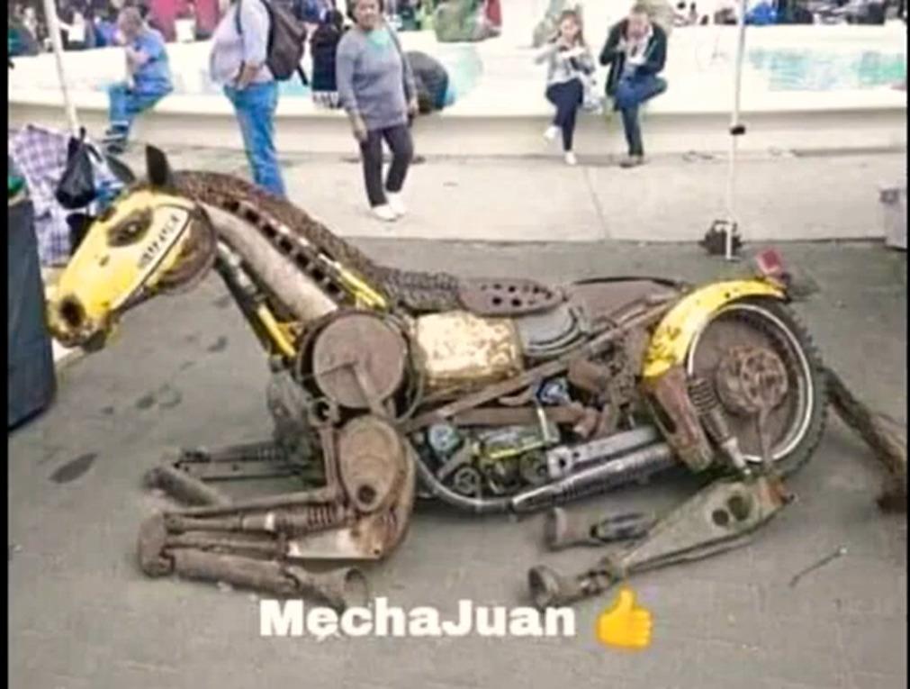 mecha juan - meme