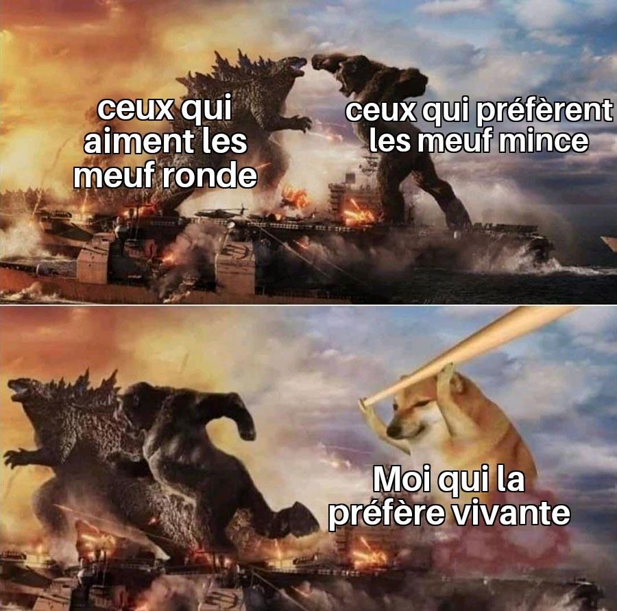 Necrophilie - meme