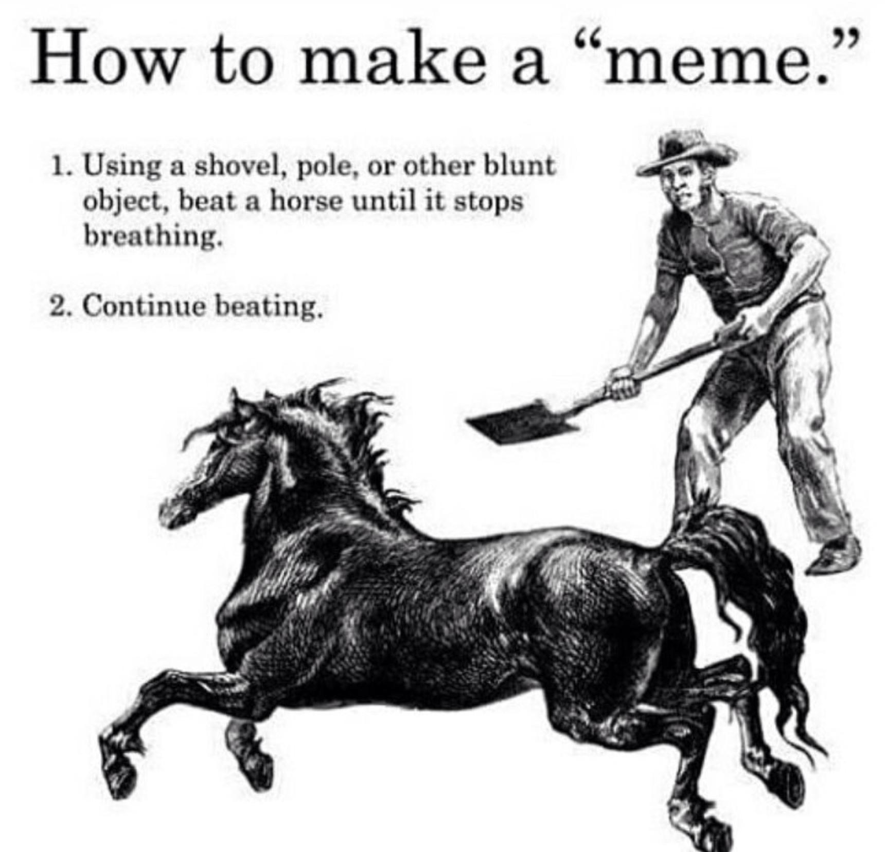 how I make memes