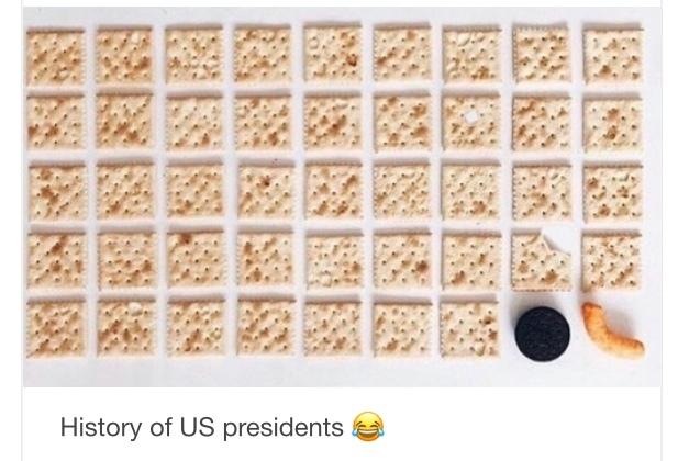 crackers - meme