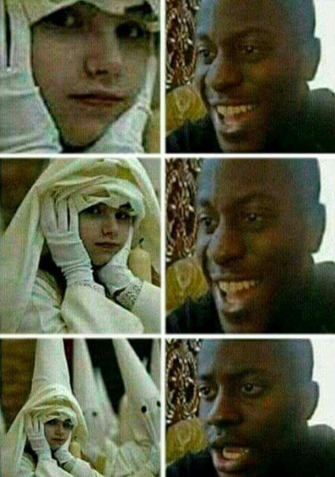 La race blanche - meme