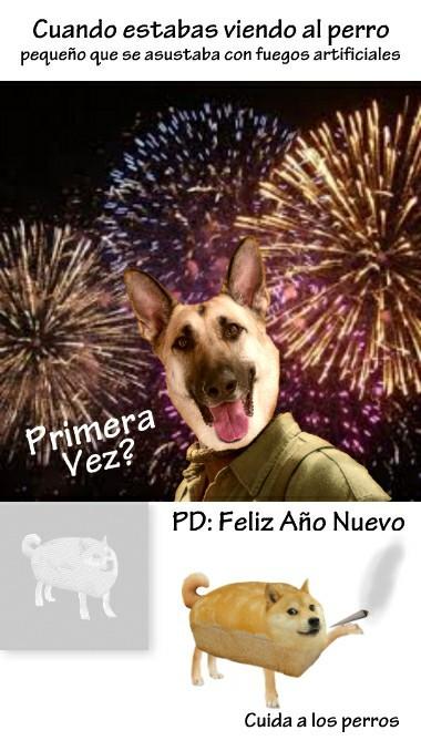 Feliz Año Nuevo!! - meme