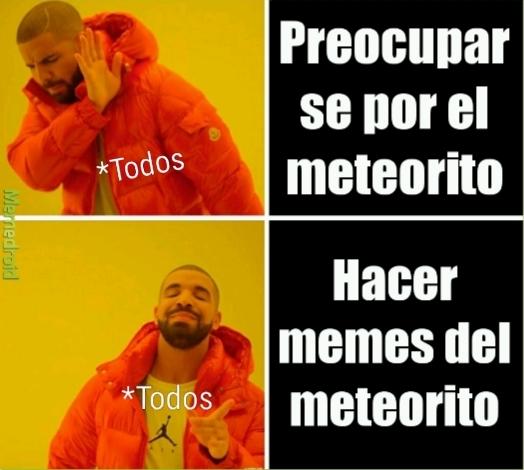 Nasa: Triggered - meme