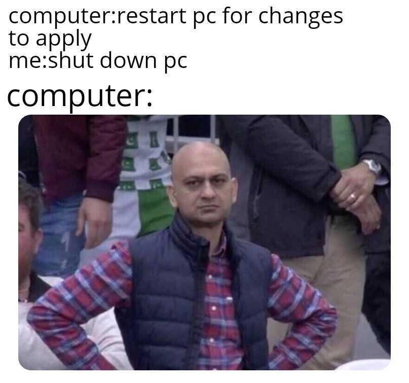 Pc meme