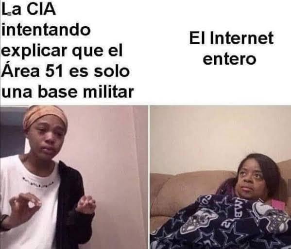 aria 51 - meme