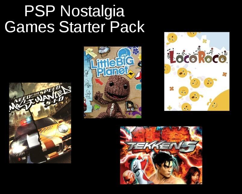 PSP Nostlagia - meme