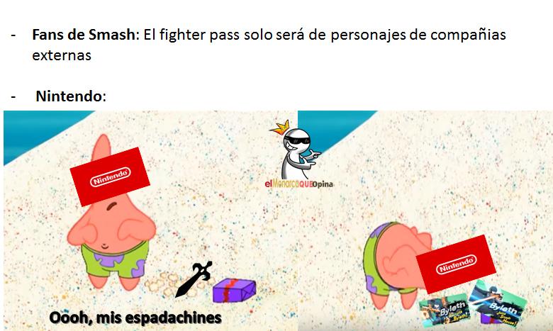 otro espadachín anime - meme