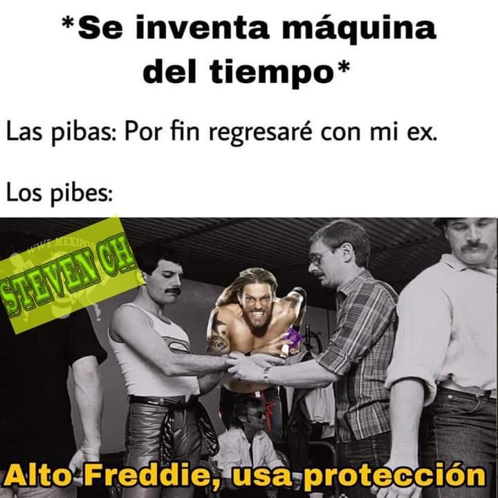 Pucha Freddie - meme