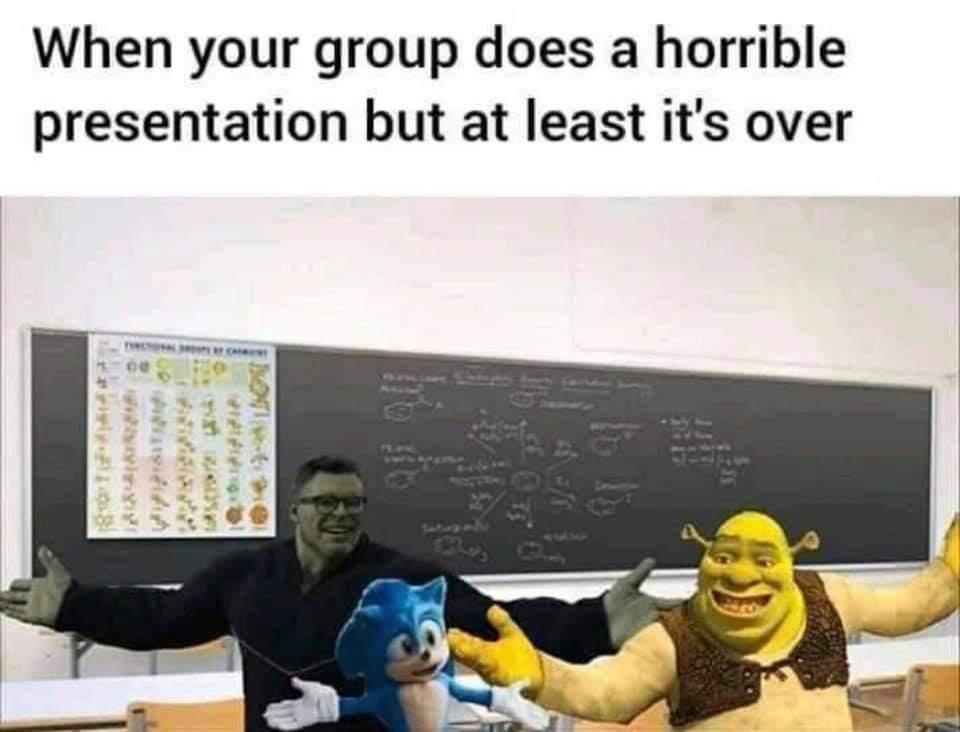 Well it's something - meme