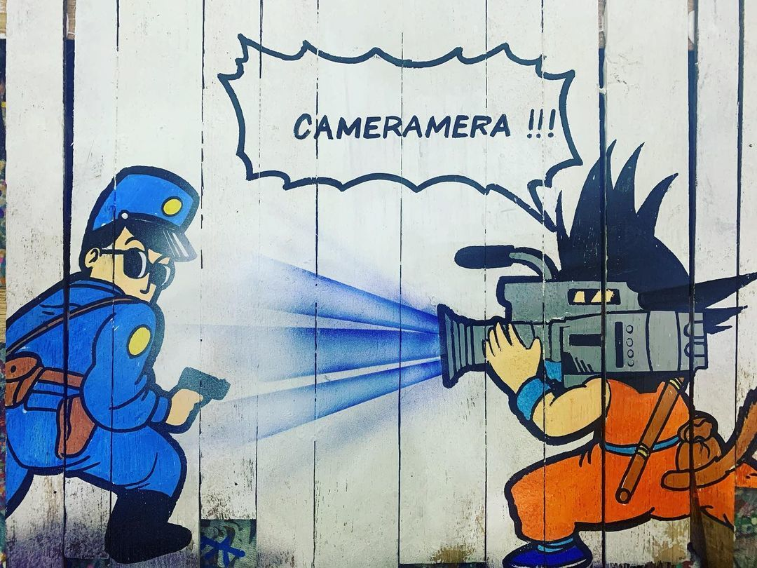 Graffiti de One_mizer - meme