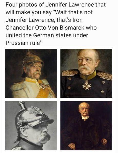 Reject Jennifer Lawrence, return to Bismarck - meme