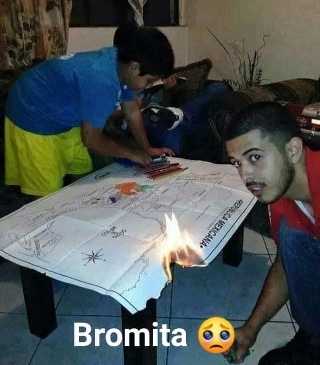Bromita :( - meme
