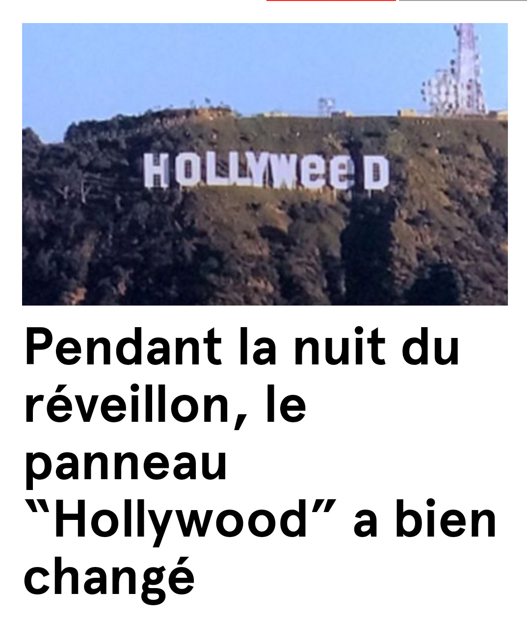 Vive hollyweed - meme