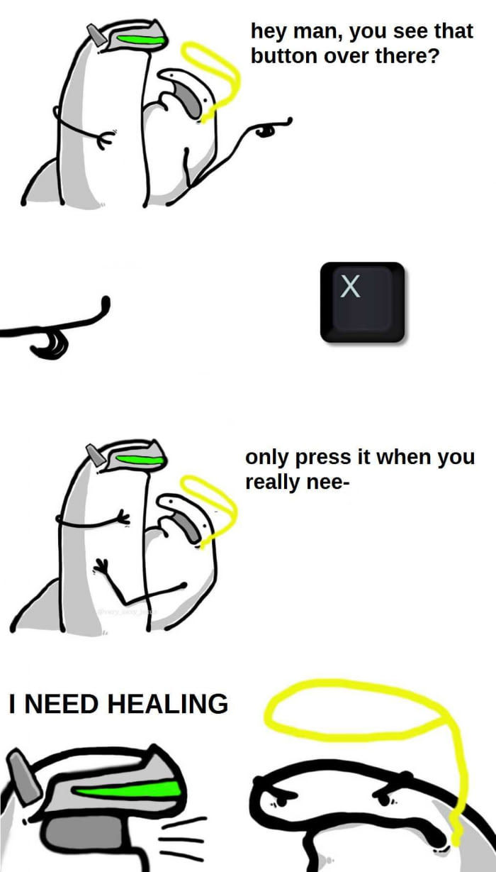I need help - meme