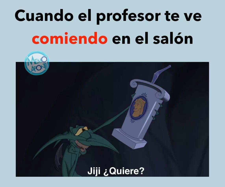 To siempre - meme