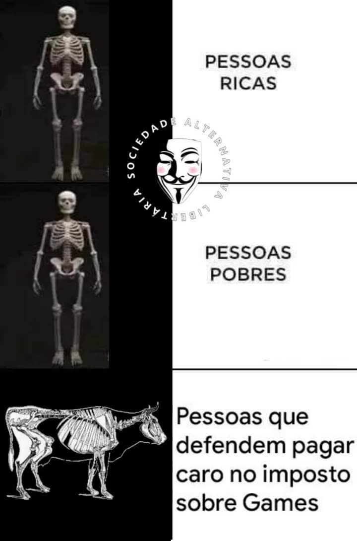 Bovino Estatal d+ - meme