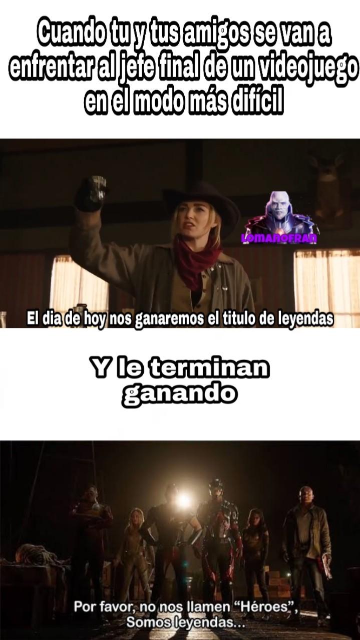 Legendas del mañana :megusta: - meme