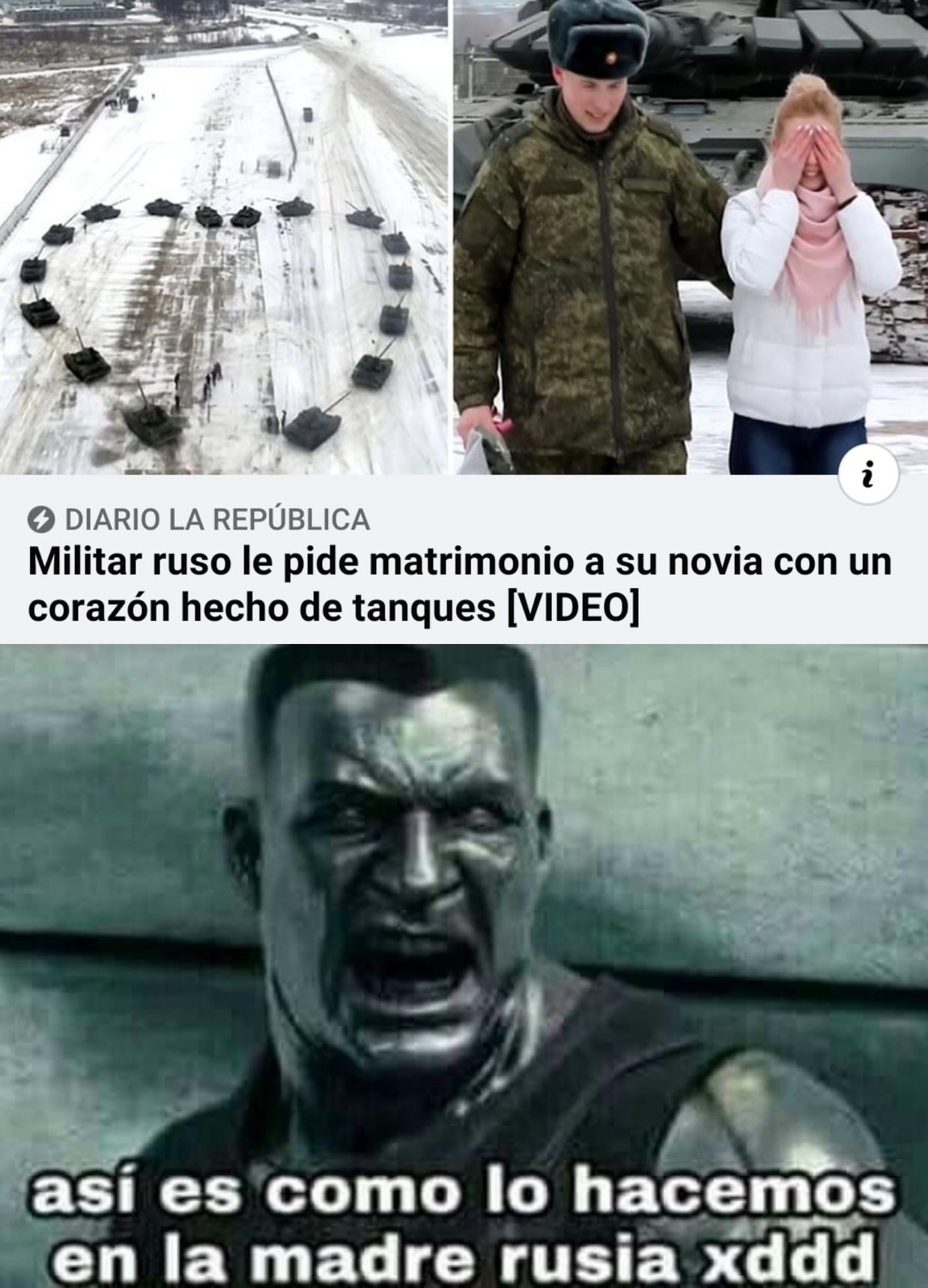 Rusiaa - meme