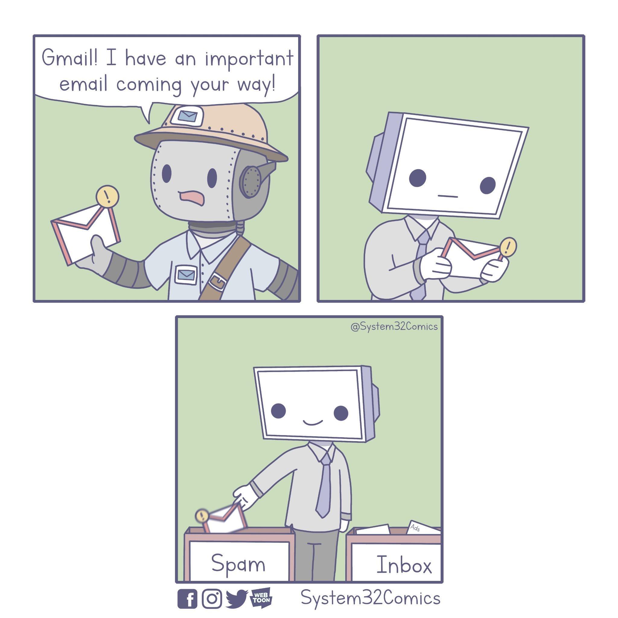 Emails - meme