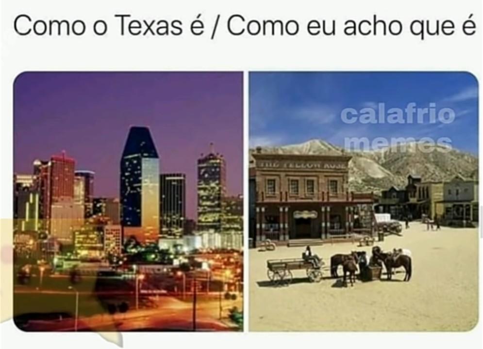 Texas - meme