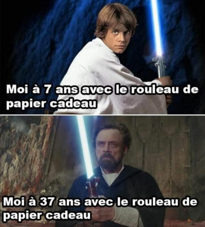 Use the force Luke ! - meme