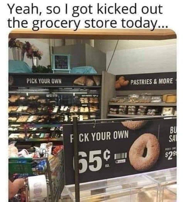 Donut - meme