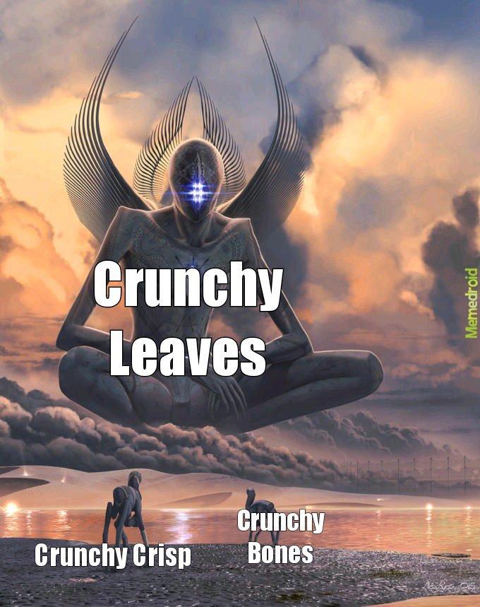 Crunchee - meme