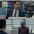 Todos tenemos un héroe dentro