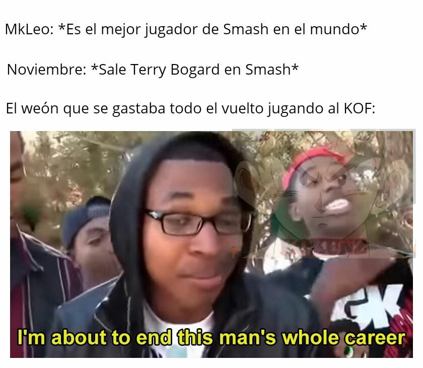 Aquí vamos de nuevo, memes de Smash, yupi, felicidad, arcoiris y sonrisas