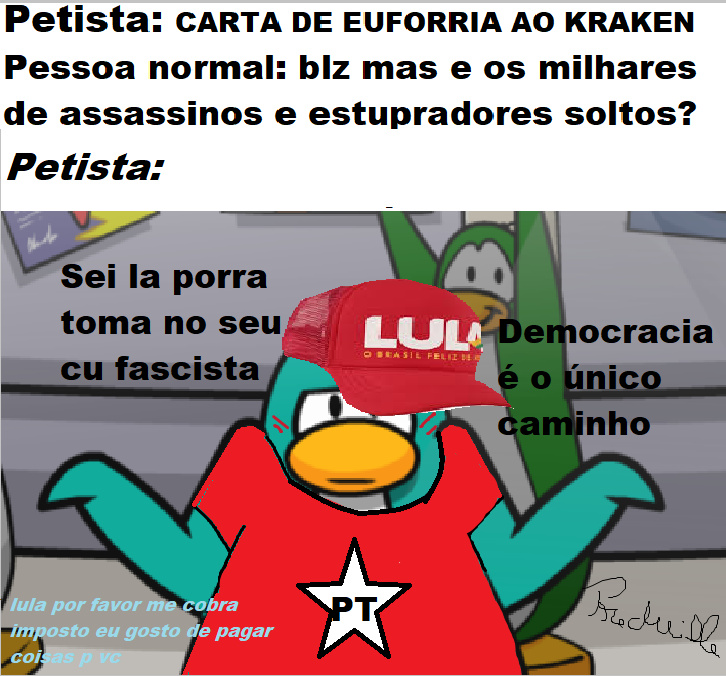 Meme do paint