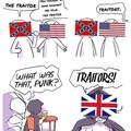 Treason Everywhere