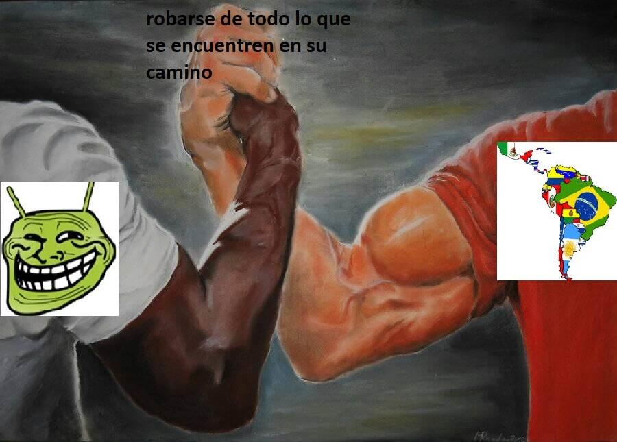 igualitos - meme