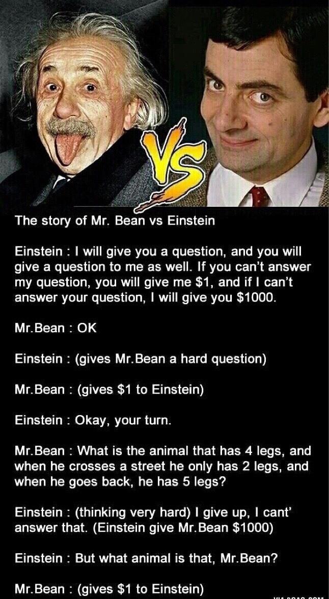 nice trick bean - meme