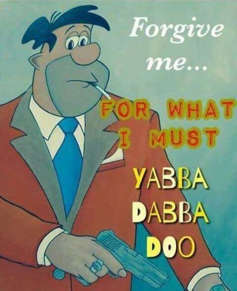 I want to Yan a dabba die - meme