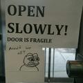 Aren't we all fragile
