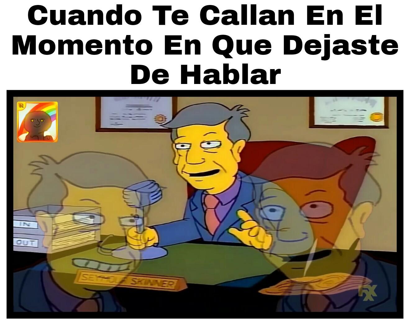 Callar - meme