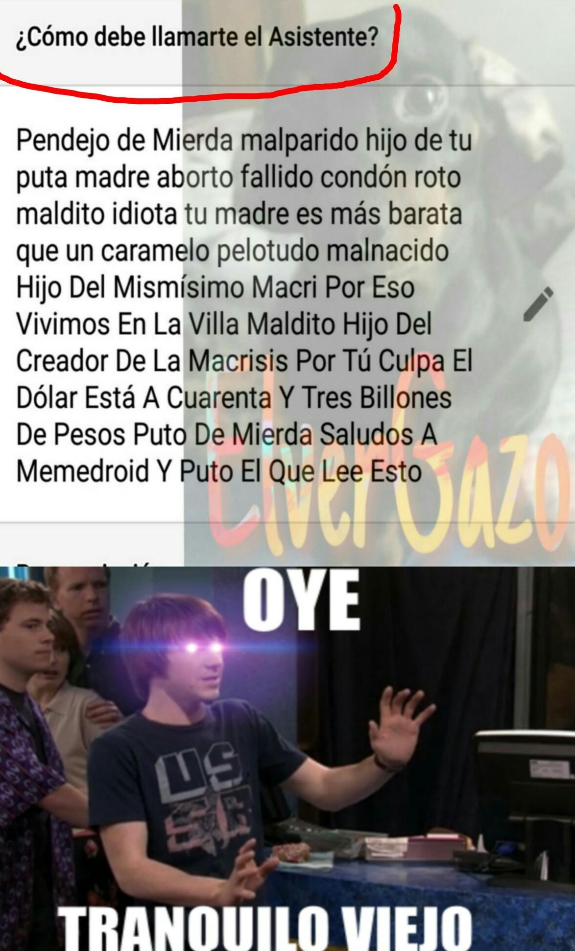 Laaal Macri Gato - meme